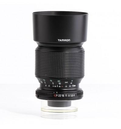 Objetivo Tamron 70-210mm f/4-5.6