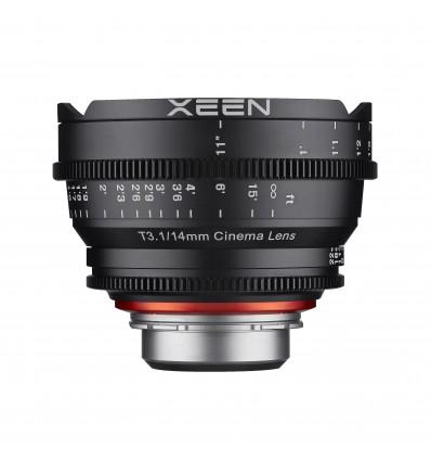 XEEN 14mm T3.1 FF CINE