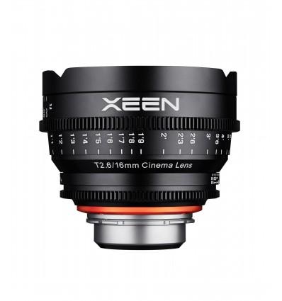 XEEN 16mm T2.6 FF CINE