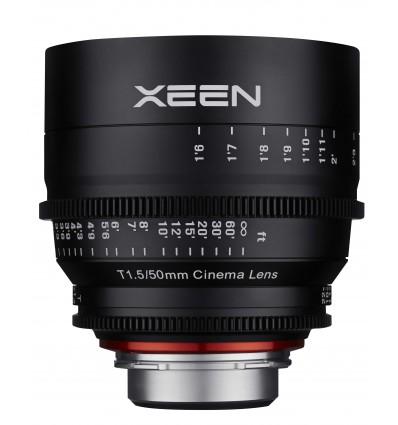 XEEN 50mm T1.5 FF CINE