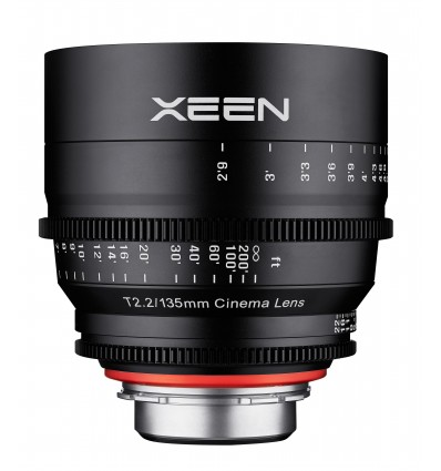 XEEN 135mm T2.2 FF CINE