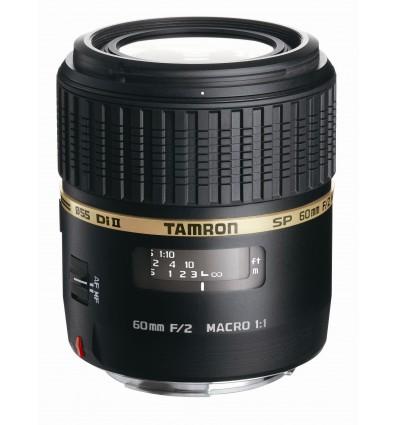 TAMRON SP AF 60mm F/2.0 Di II LD [IF] Macro 1:1