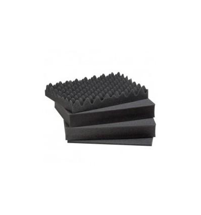 Set Foam maleta Peli 1450