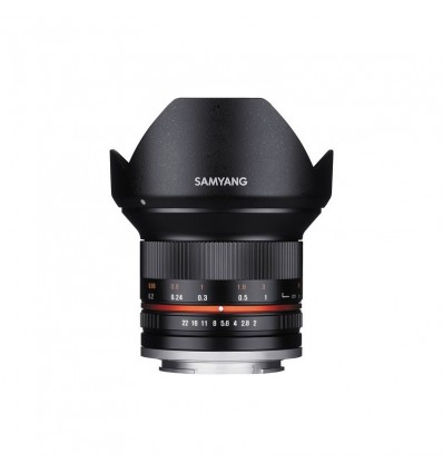 Samyang 12mm f2 NCS CS Canon M