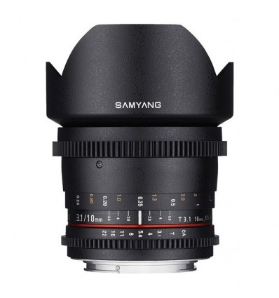 Samyang 10mm T3.1 ED AS NCS VDSLR
