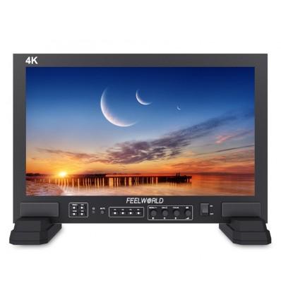 """Feelword FS173-S4K 17.3"""" 3G-SDI 4K HDMI Full HD"""