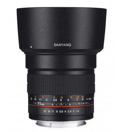 Samyang 85mm f1.4 AS UMC