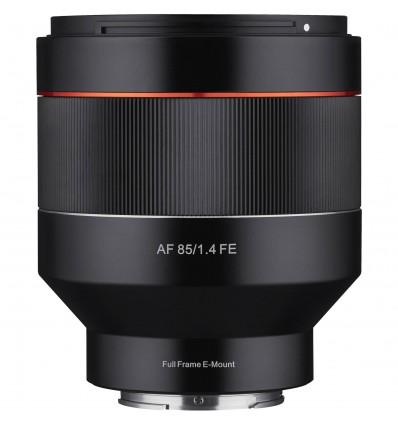 Objetivo Samyang AF 85mm F1.4 Sony E