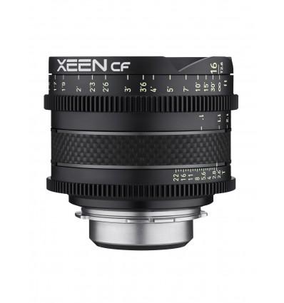 XEEN CF 16mm T2.6