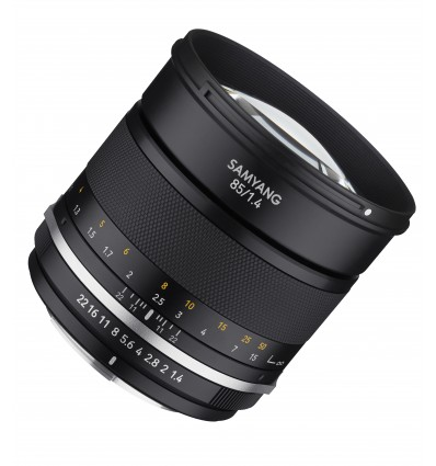 Samyang MF 85mm F1.4 RF