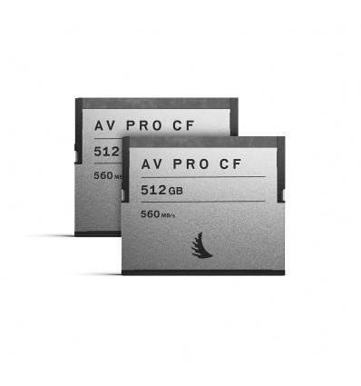 ANGELBIRD MATCH PACK Z CAM E2 CFast 512 GB