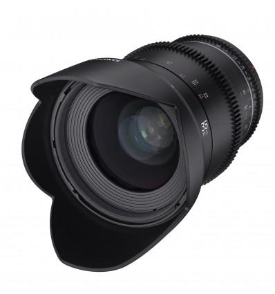 Samyang MF 35mm T1.5 VDSLR MK II