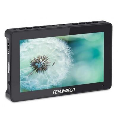 """Feelworld F5 Pro 5.5"""" 4K Táctil"""