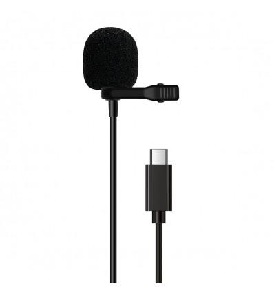 Litufoto micrófono lavanier VV10 USB-C
