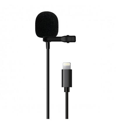 Litufoto micrófono lavanier VV10 Lightning