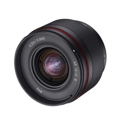 SAMYANG AF 12mm F2.0 Sony E (APS-C)